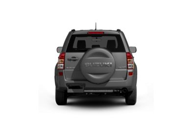 Surround Rear Profile 2010 Suzuki Grand Vitara
