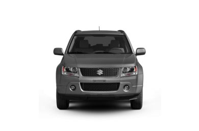 Surround Front Profile  2010 Suzuki Grand Vitara