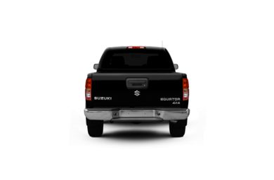 Surround Rear Profile 2010 Suzuki Equator
