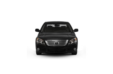 Surround Front Profile  2010 Toyota Avalon