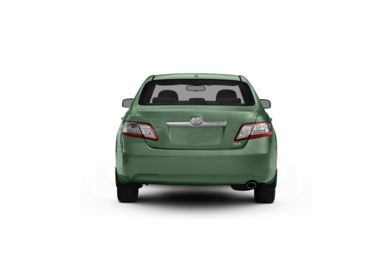 Surround Rear Profile 2010 Toyota Camry Hybrid