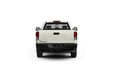 Surround Rear Profile 2010 Toyota Tundra