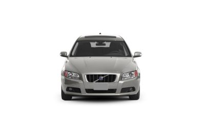 Surround Front Profile  2010 Volvo V70