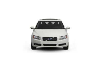 Surround Front Profile  2010 Volvo S80