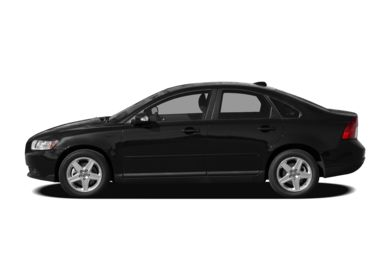 90 Degree Profile 2010 Volvo S40