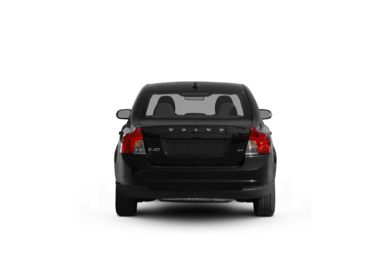Surround Rear Profile 2010 Volvo S40