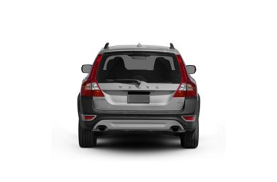 Surround Rear Profile 2010 Volvo XC70