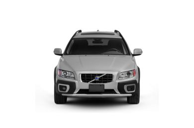 Surround Front Profile  2010 Volvo XC70