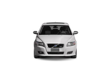 Surround Front Profile  2010 Volvo V50