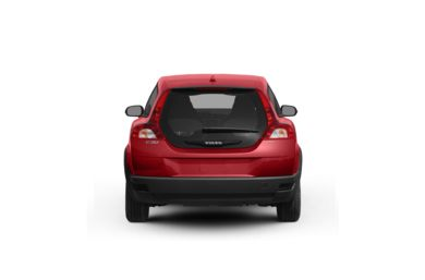 Surround Rear Profile 2010 Volvo C30