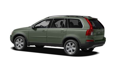 Surround 3/4 Rear - Drivers Side  2010 Volvo XC90