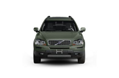 Surround Front Profile  2010 Volvo XC90
