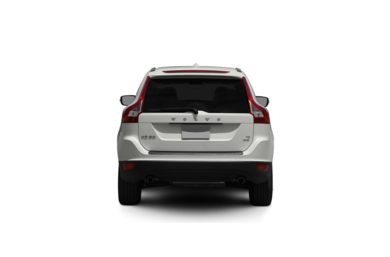 Surround Rear Profile 2010 Volvo XC60
