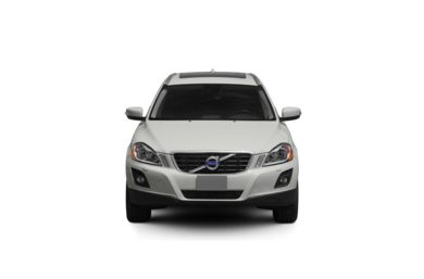 Surround Front Profile  2010 Volvo XC60