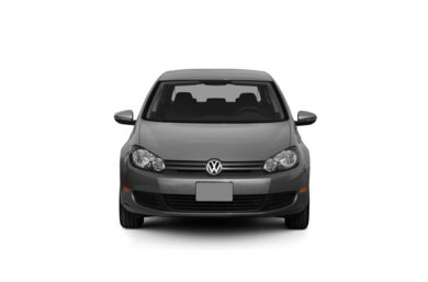 Surround Front Profile  2010 Volkswagen Golf