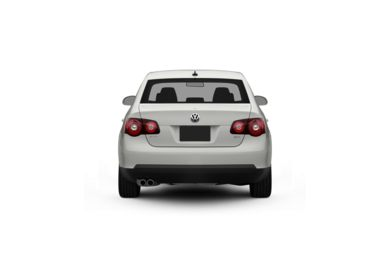 Surround Rear Profile 2010 Volkswagen Jetta