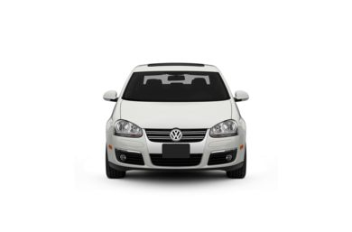Surround Front Profile  2010 Volkswagen Jetta