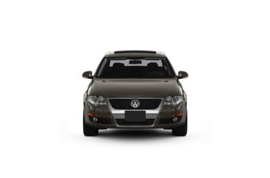 Surround Front Profile  2010 Volkswagen Passat