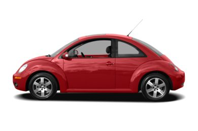 90 Degree Profile 2010 Volkswagen New Beetle