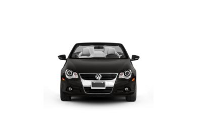 Surround Front Profile  2010 Volkswagen Eos