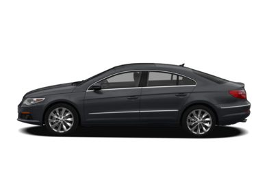 90 Degree Profile 2010 Volkswagen CC