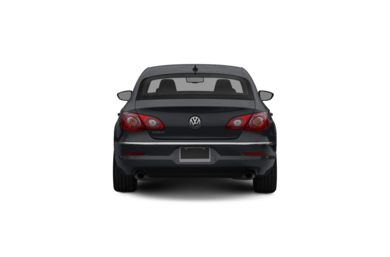 Surround Rear Profile 2010 Volkswagen CC