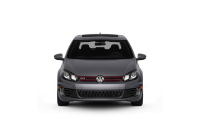Surround Front Profile  2010 Volkswagen GTI