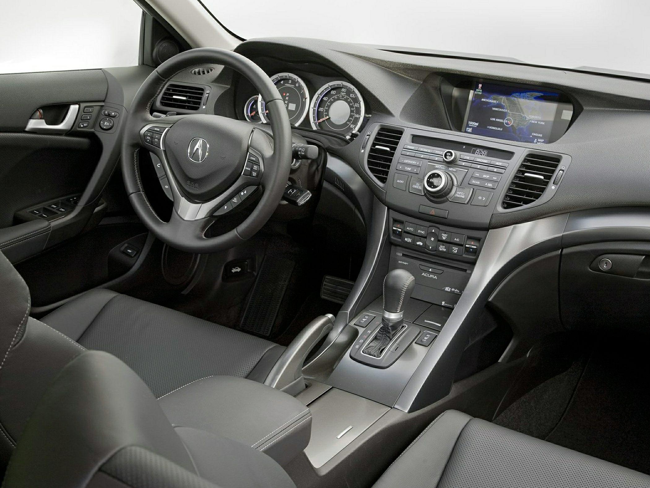 2014 Acura TSX Interior