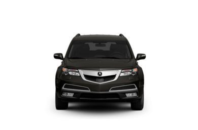 Surround Front Profile  2011 Acura MDX