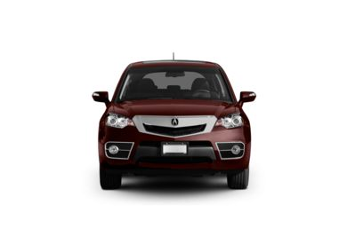 Surround Front Profile  2011 Acura RDX