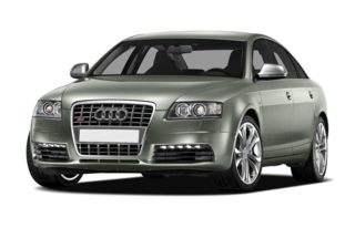 3/4 Front Glamour 2011 Audi S6