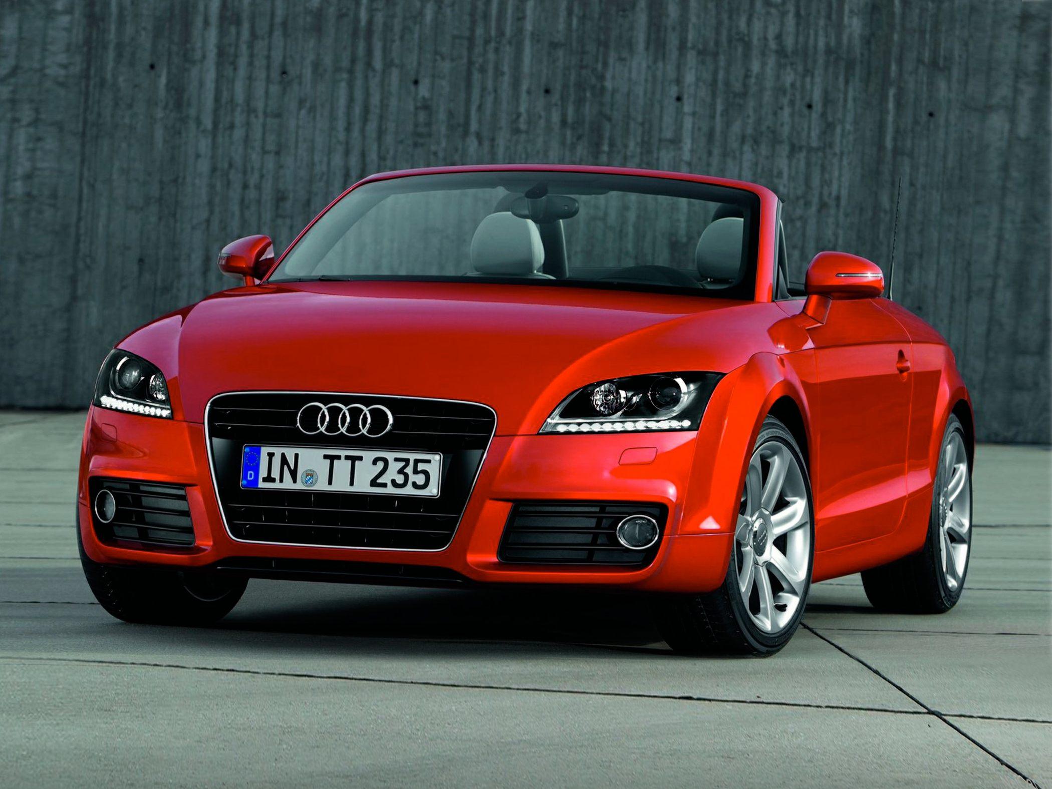 2014 Audi TT Glam