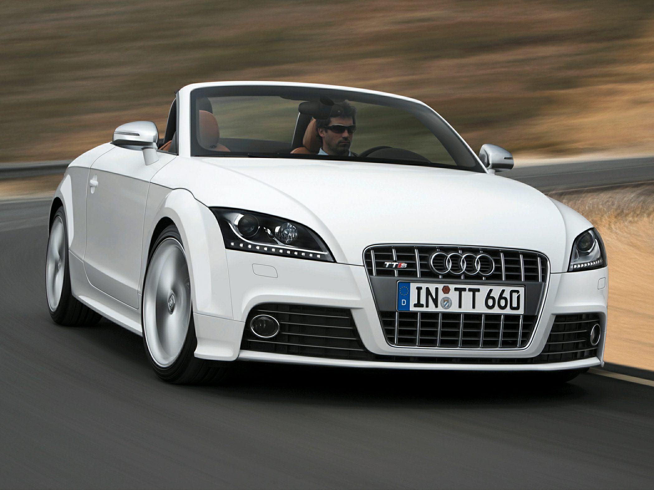 2015 Audi TTS Glam