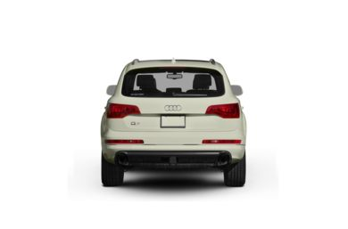 Surround Rear Profile 2011 Audi Q7