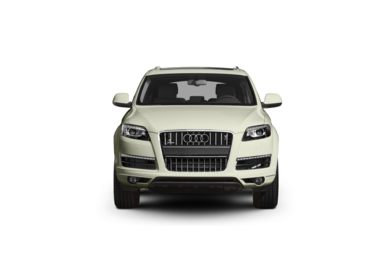 Surround Front Profile  2011 Audi Q7