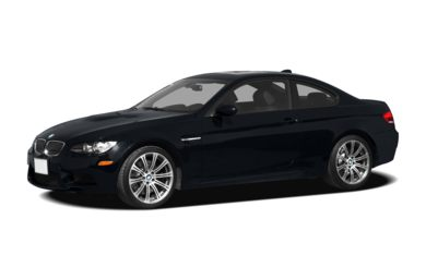 3/4 Front Glamour 2011 BMW M3