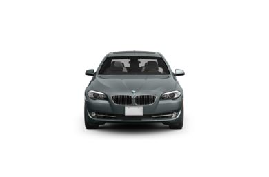 Surround Front Profile  2011 BMW 550