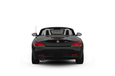 Surround Rear Profile 2011 BMW Z4