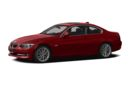 3/4 Front Glamour 2011 BMW 335