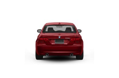 Surround Rear Profile 2011 BMW 328