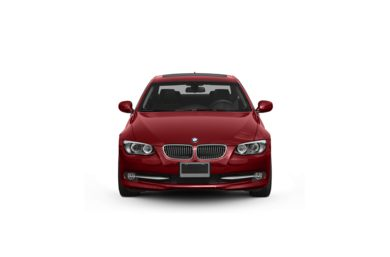 Surround Front Profile  2011 BMW 328