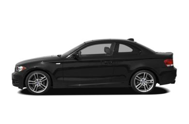 90 Degree Profile 2011 BMW 128
