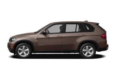 90 Degree Profile 2011 BMW X5