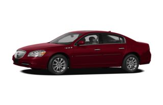 3/4 Front Glamour 2011 Buick Lucerne