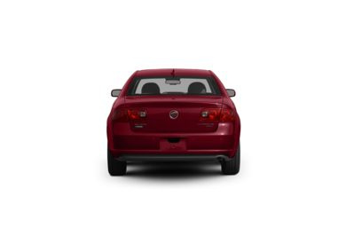 Surround Rear Profile 2011 Buick Lucerne