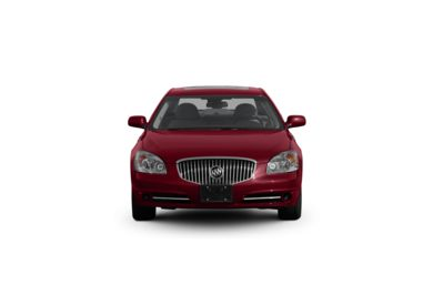 Surround Front Profile  2011 Buick Lucerne