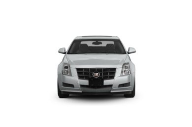 Surround Front Profile  2011 Cadillac CTS