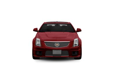 Surround Front Profile  2011 Cadillac CTS-V