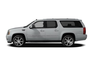 90 Degree Profile 2011 Cadillac Escalade ESV