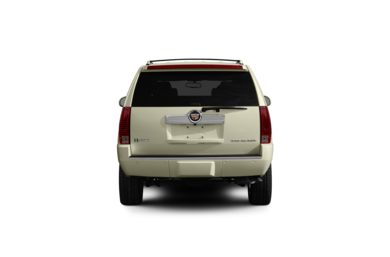 Surround Rear Profile 2011 Cadillac Escalade Hybrid